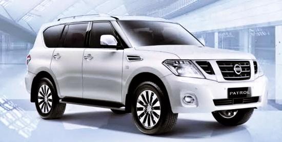 Nissan Terra 2019 Release