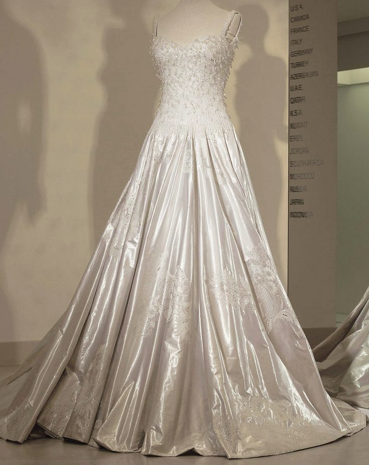 Abed Mahfouz Wedding Dresses 2014 Collection