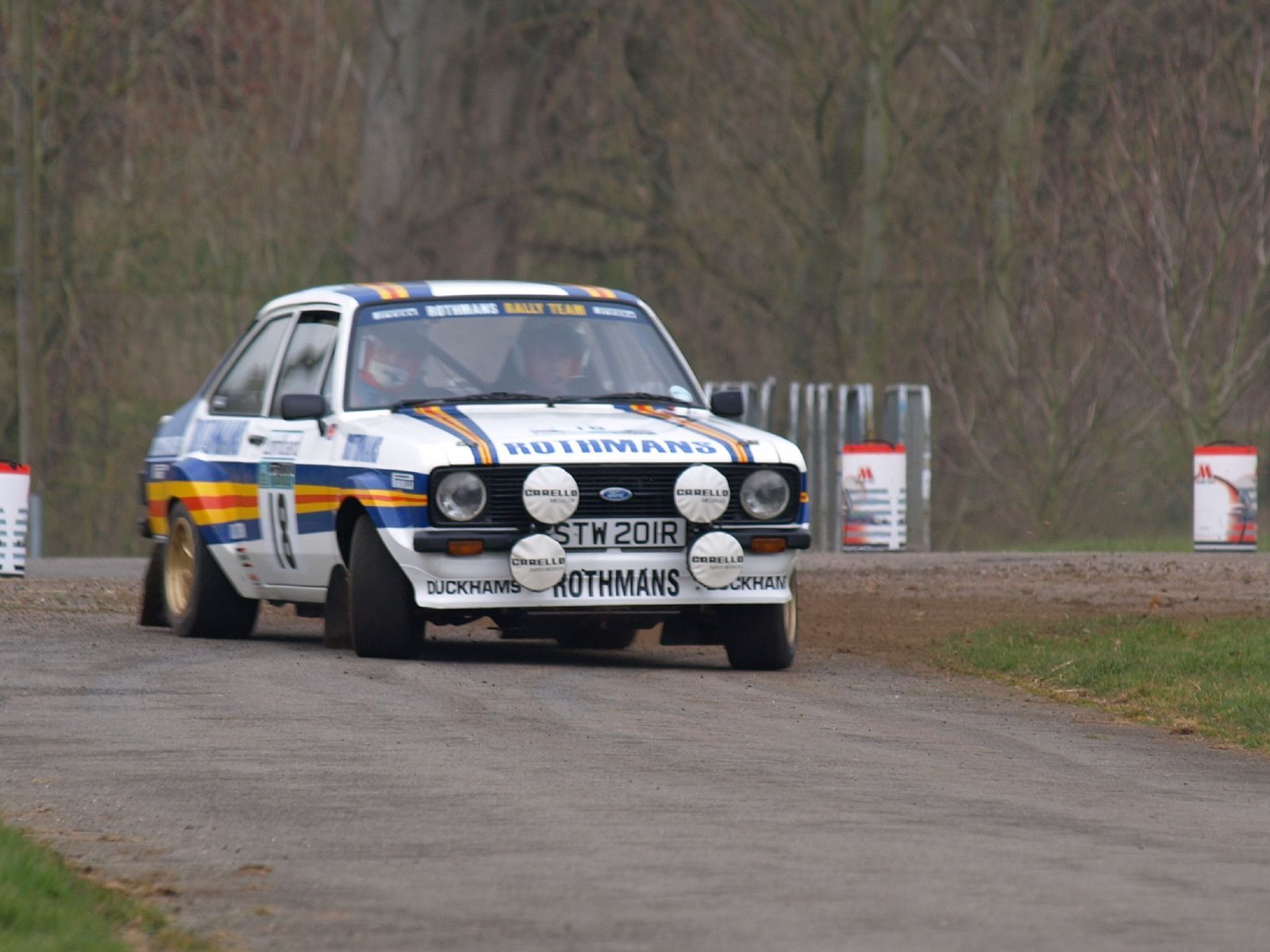 Ford Escort RS1800 rally car | mk2 | Pinterest | Ford escort ...