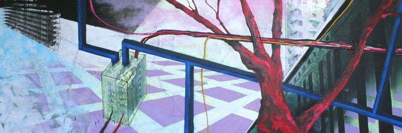 Marcel Blom - Netwerken met rode boom