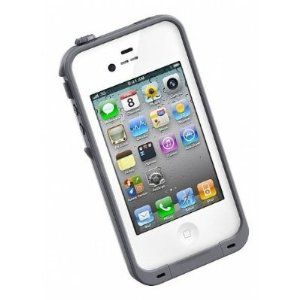 LifeProof iPhone 4/4S Case White so I can take pics of Buggy ...