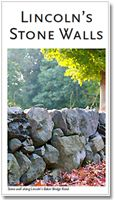 Maintainence and repair of stone walls in Lincoln, Massachusetts