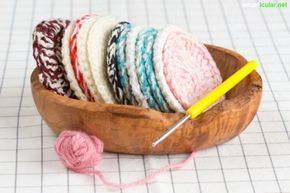 7 einfache Häkelprojekte für zwischendurch - auch für Anfänger #irishcrochetflowers