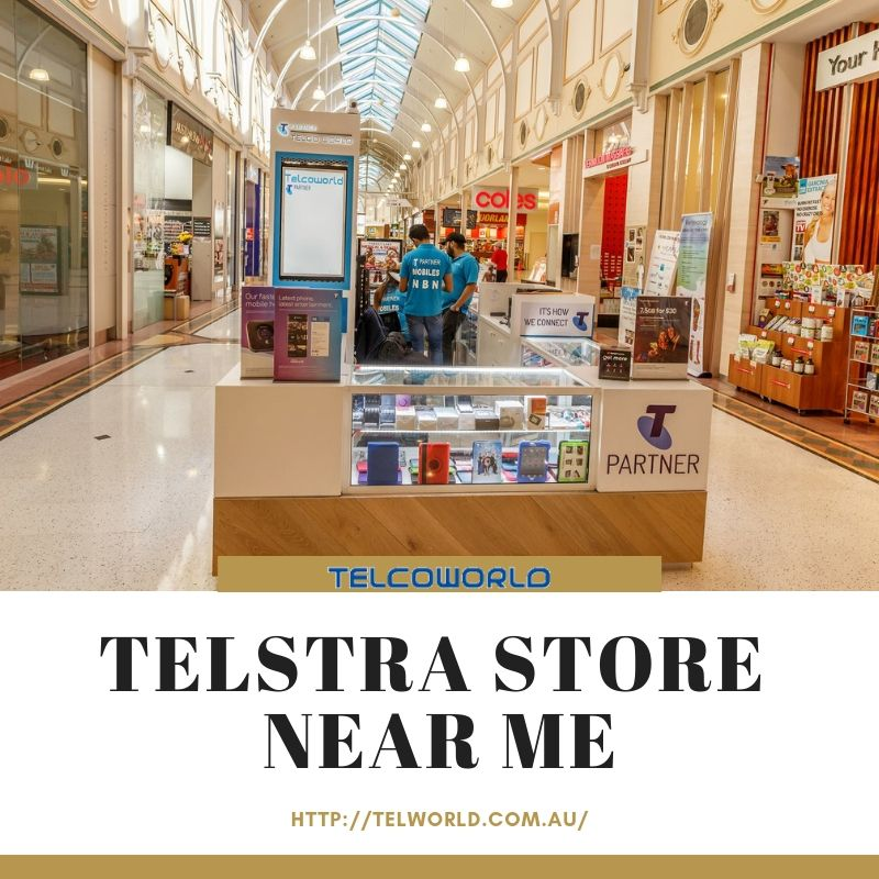 Are you wondering which is the Telstra store near me