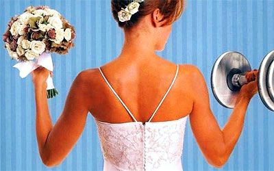 The Wedding Dress Workout Get Fit For Your Special