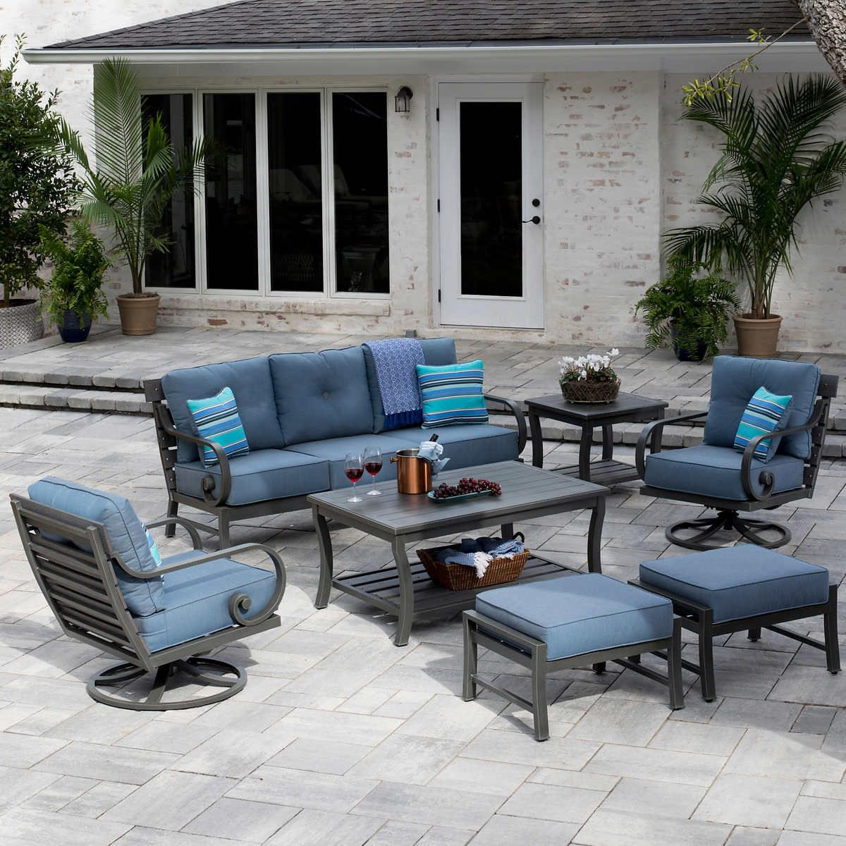 3000 Costco Deep seating, Seating, Outdoor furniture sets