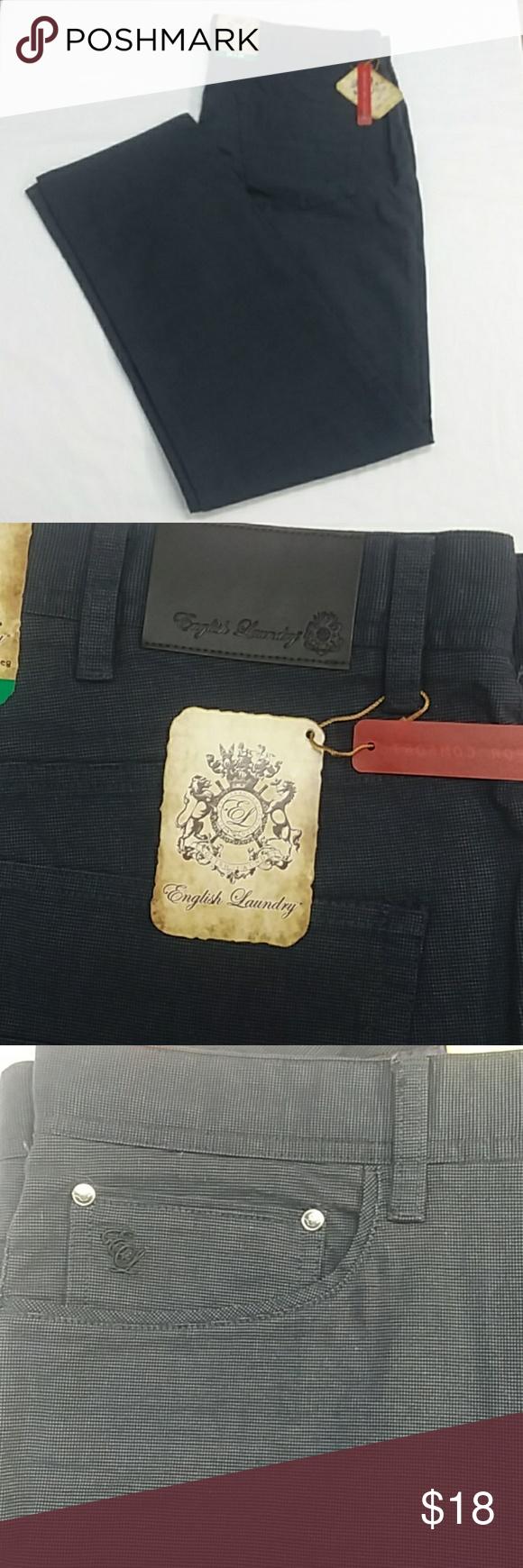English Laundry Men S Dress Pants Nwt Mens Dress Pants Dress