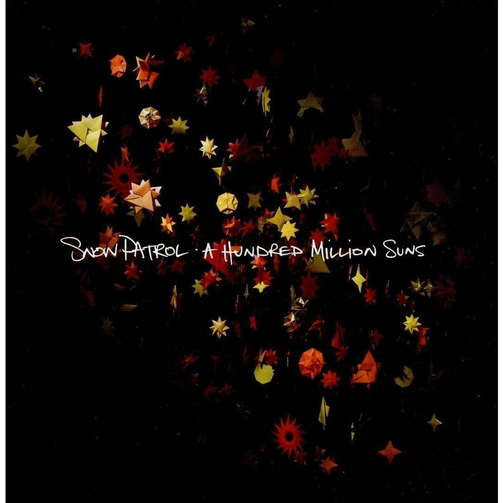 Snow Patrol - A Hundred Million Suns [Explicit Lyrics] (CD)