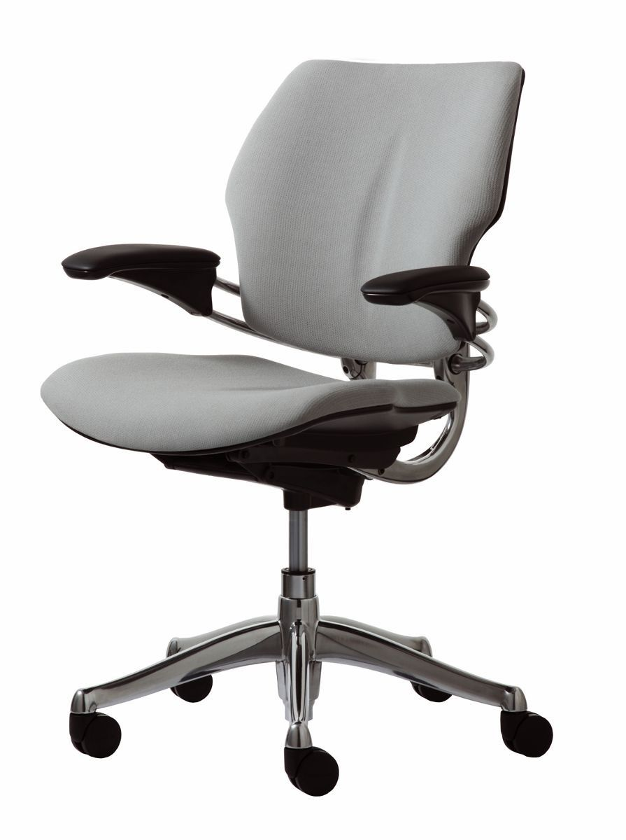 Humanscale Freedom Task Chair Grey By Hunters North Best Office Chair