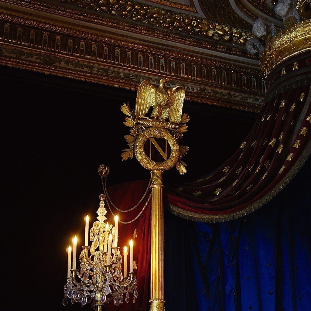 Château de Fontainebleau  Salle du Trône  The Throne Room