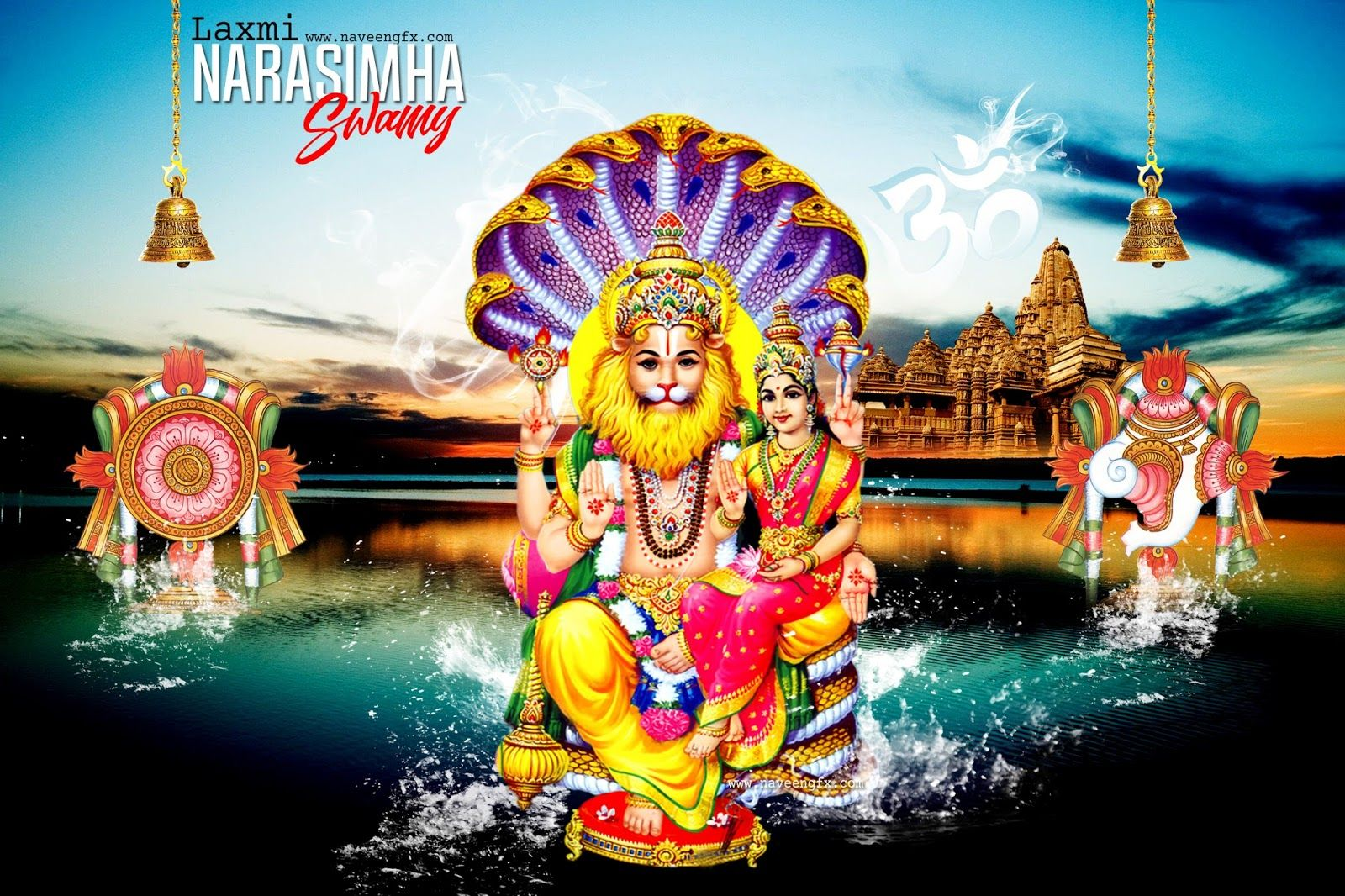 Lakshmi Narasimha Swamy Hd Wallpapers Free Downloads Wallpaper