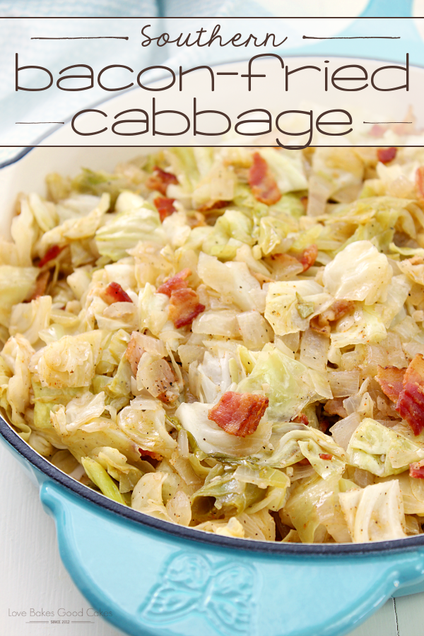 Keto SOUTHERN BACON-FRIED CABBAGE - KetoDietForHealth