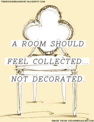 Interior decor inspiration blog quotes