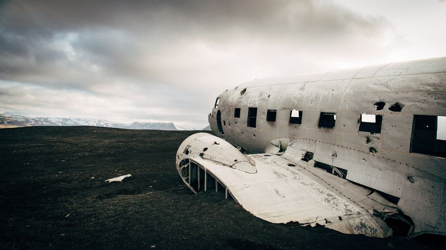 USAF Wreck in Iceland by Martin Walter on 500px Iceland