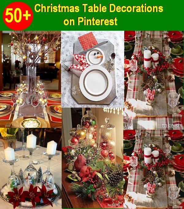 Christmas Table Decorations 2019 Christmas Celebration All About Christmas Christmas Table Decorations Christmas Table Top Decorations Table Decorations