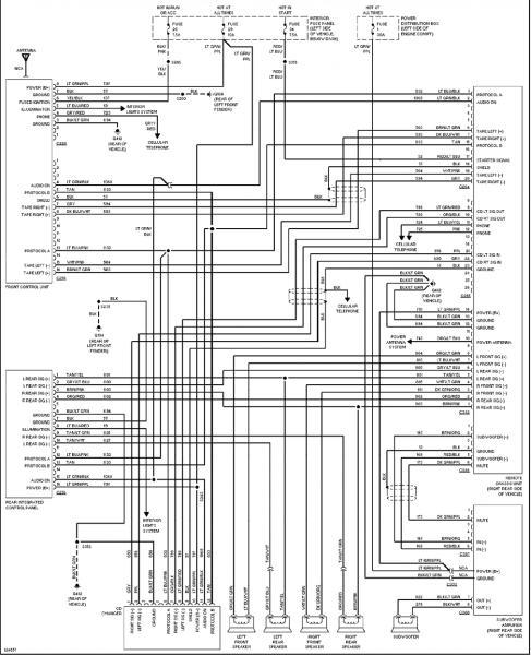 2000 Ford Explorer Wiring Diagrams Wiring Diagram View A View A Zaafran It