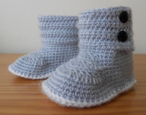 Ravelry: Boots pattern by Thali Créations
