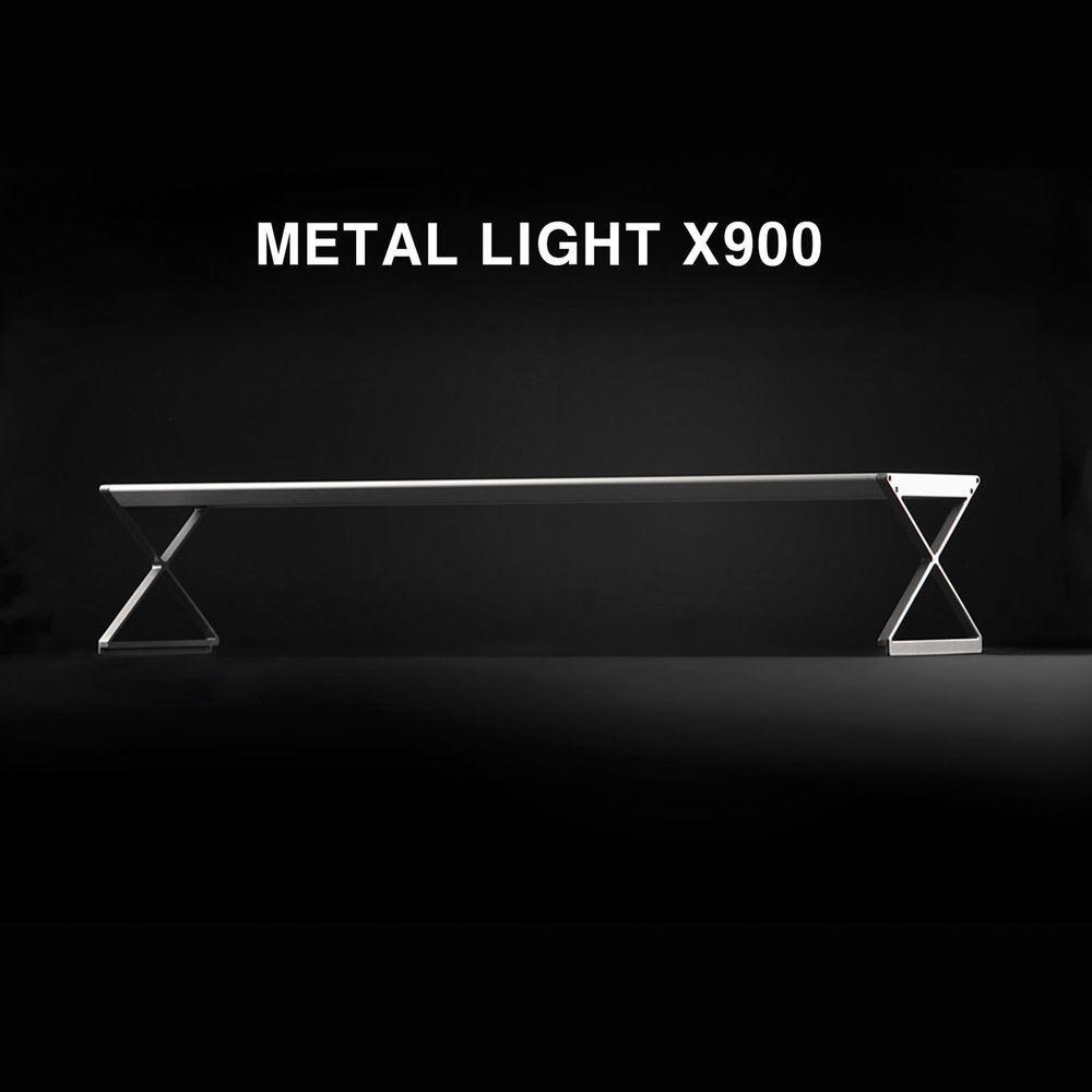 Aquas Metal Light X900 Rgb W Aquarium Led 90cm Full Spectrum For Plants Fish Metallightx