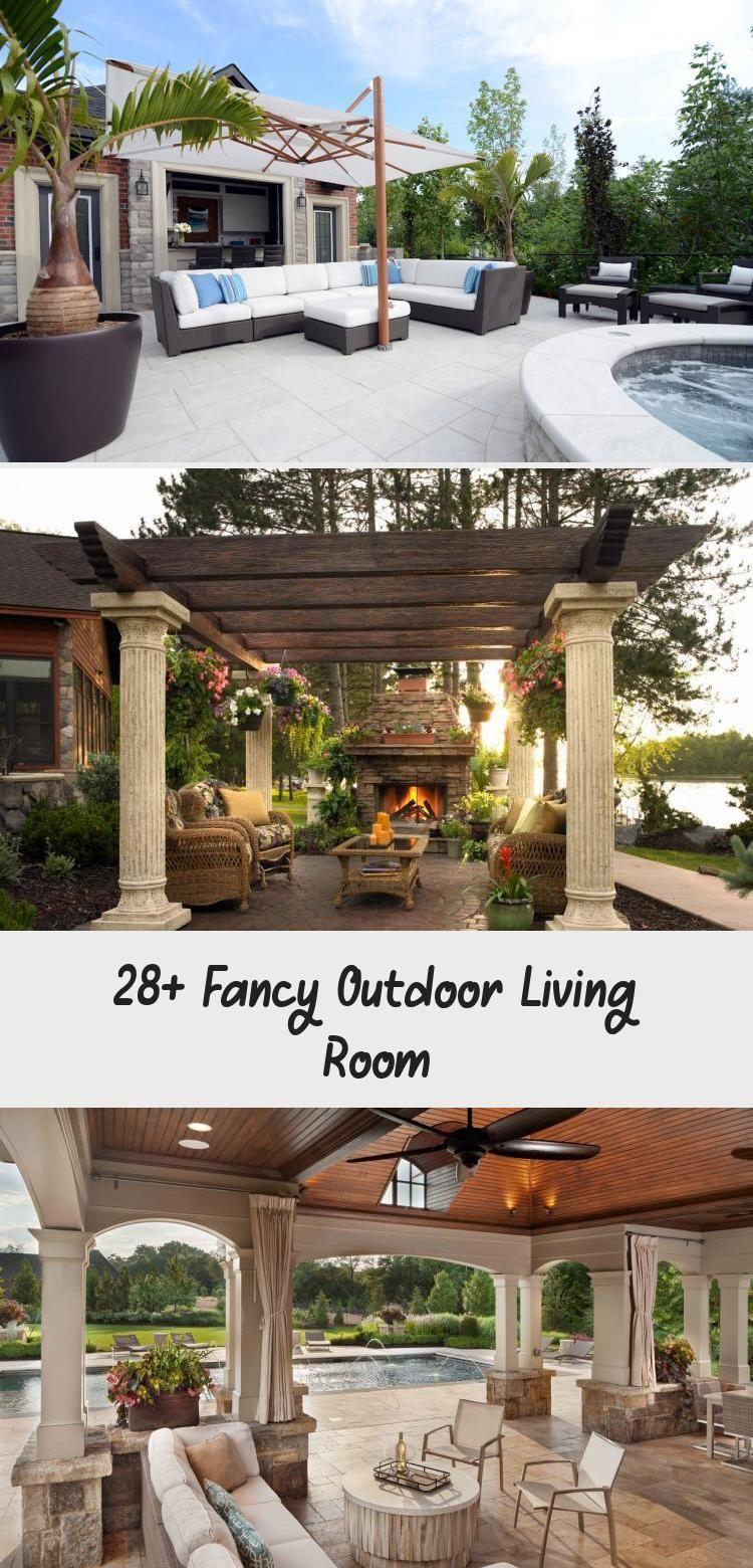28+ Fancy Outdoor Living Room - Garden in 2020 | Outdoor ... on Fancy Outdoor Living id=83939