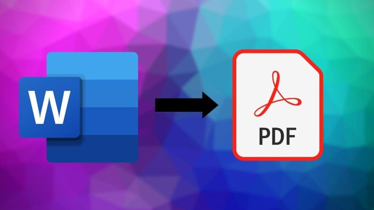 Word To Pdf Tech Updates Word Alternative Any App