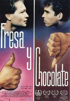 Strawberry And Chocolate Fresa Y Chocolate Avec Images