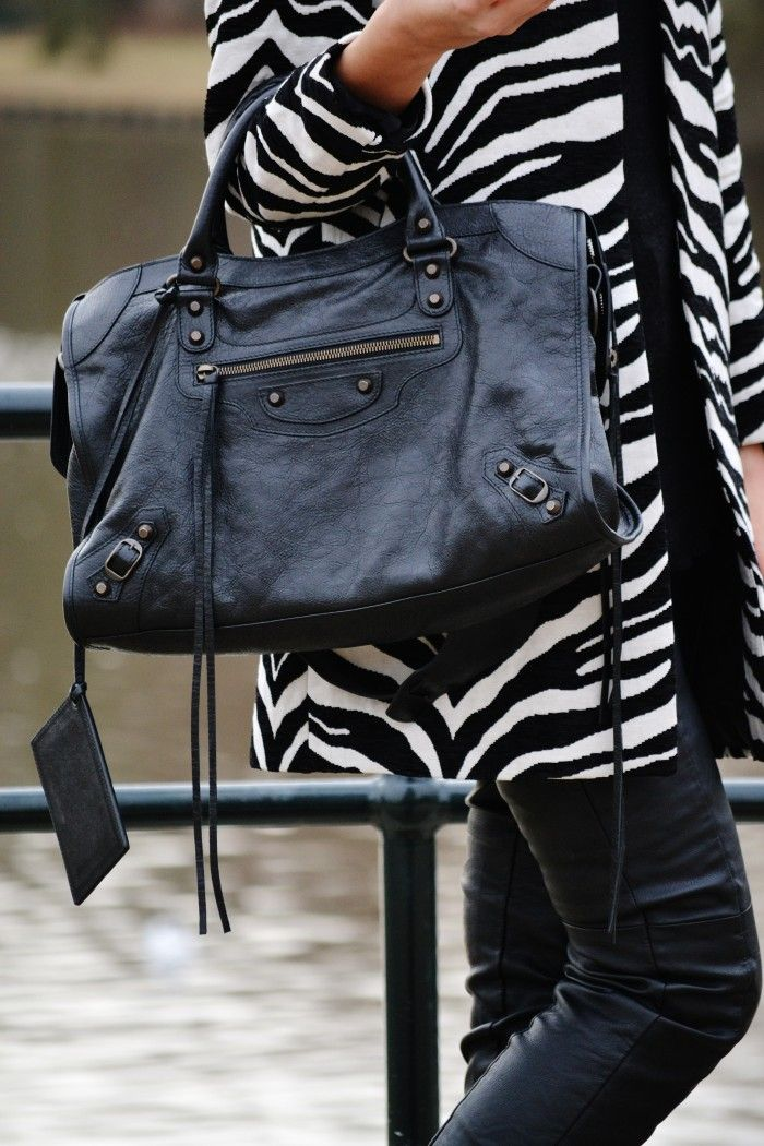 Balenciaga City Bag I Used To Dream About This It Was The When Still Can T Afford One Now No Wears Anymore