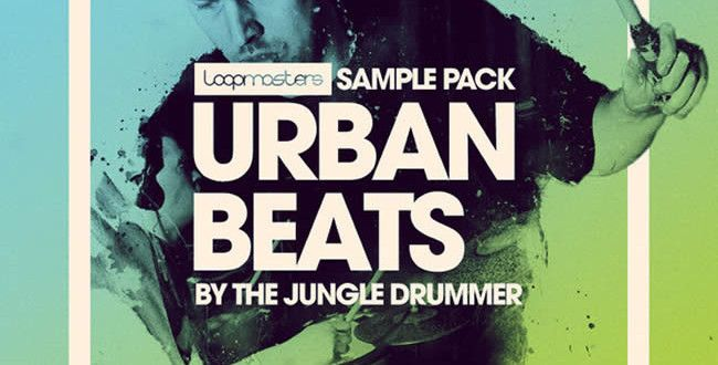 Urban Beats Sample Pack by The Jungle Drummer | Music Loops