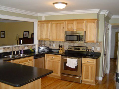 Photos Kitchen Remodels On Kitchen Cabinet Installation Without Soffits  Kitchen Design Photos