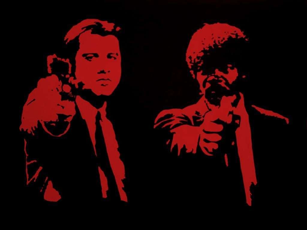 1080p Pulp Fiction Wallpaper Iphone In 2020 Pulp Fiction Pop Art Movie Art
