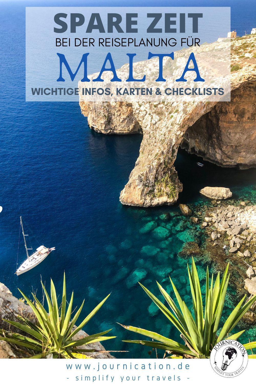 Malta Gozo Comino 3 Tage Rundreise Sehenswurdigkeiten Karten Foto Spots Kosten In 2020 Reisen Rundreise Tourismus