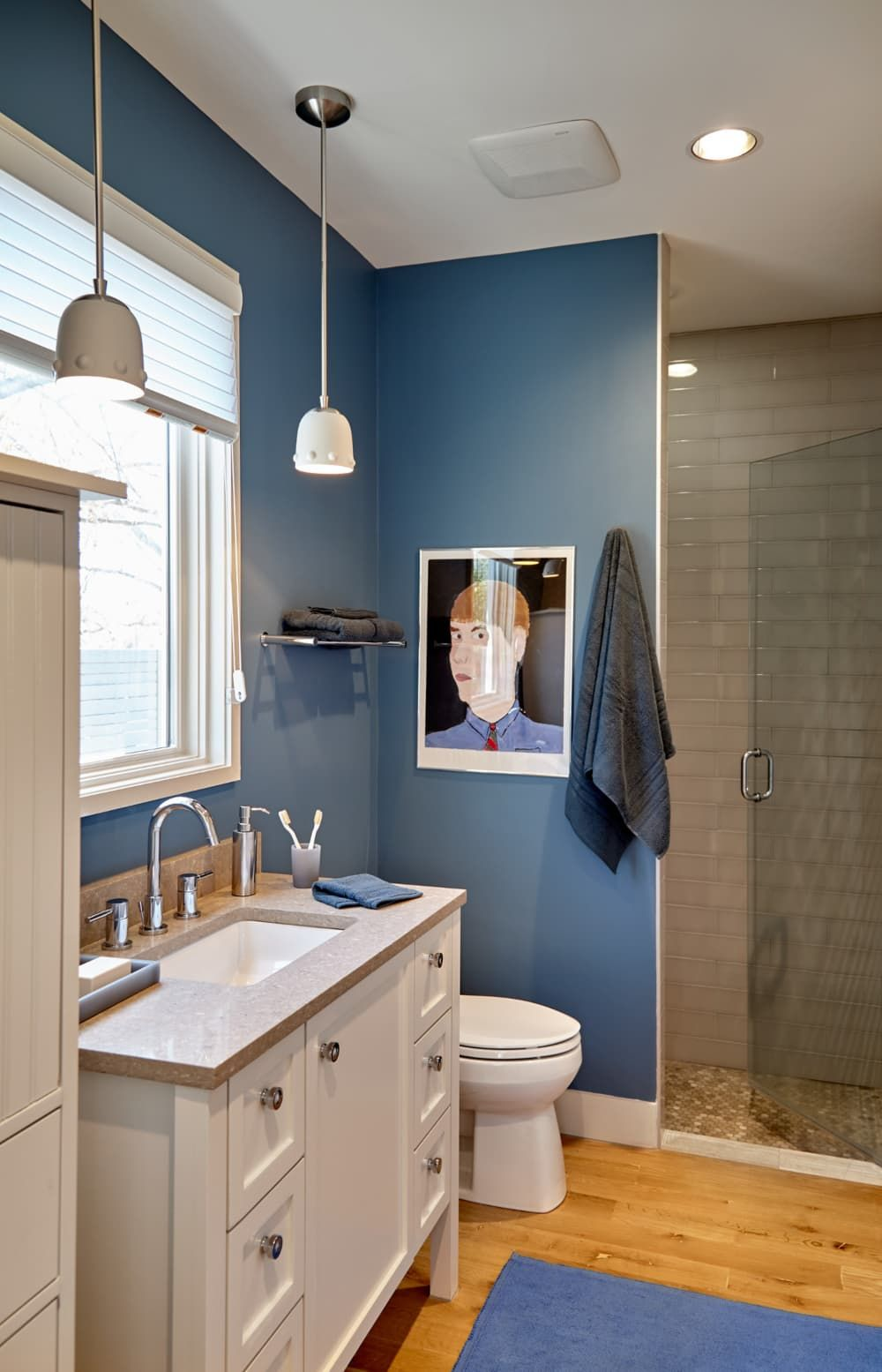 Paint Colors For Lake House Bathroom