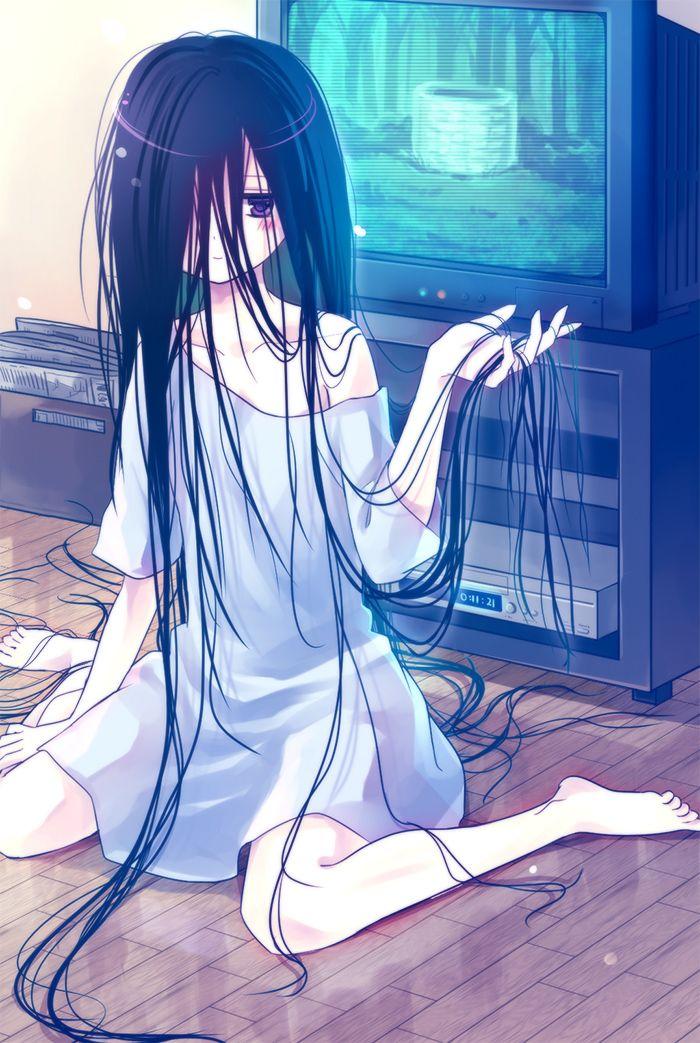 Sadako/1475997 Zerochan in 2019 Anime, Anime art