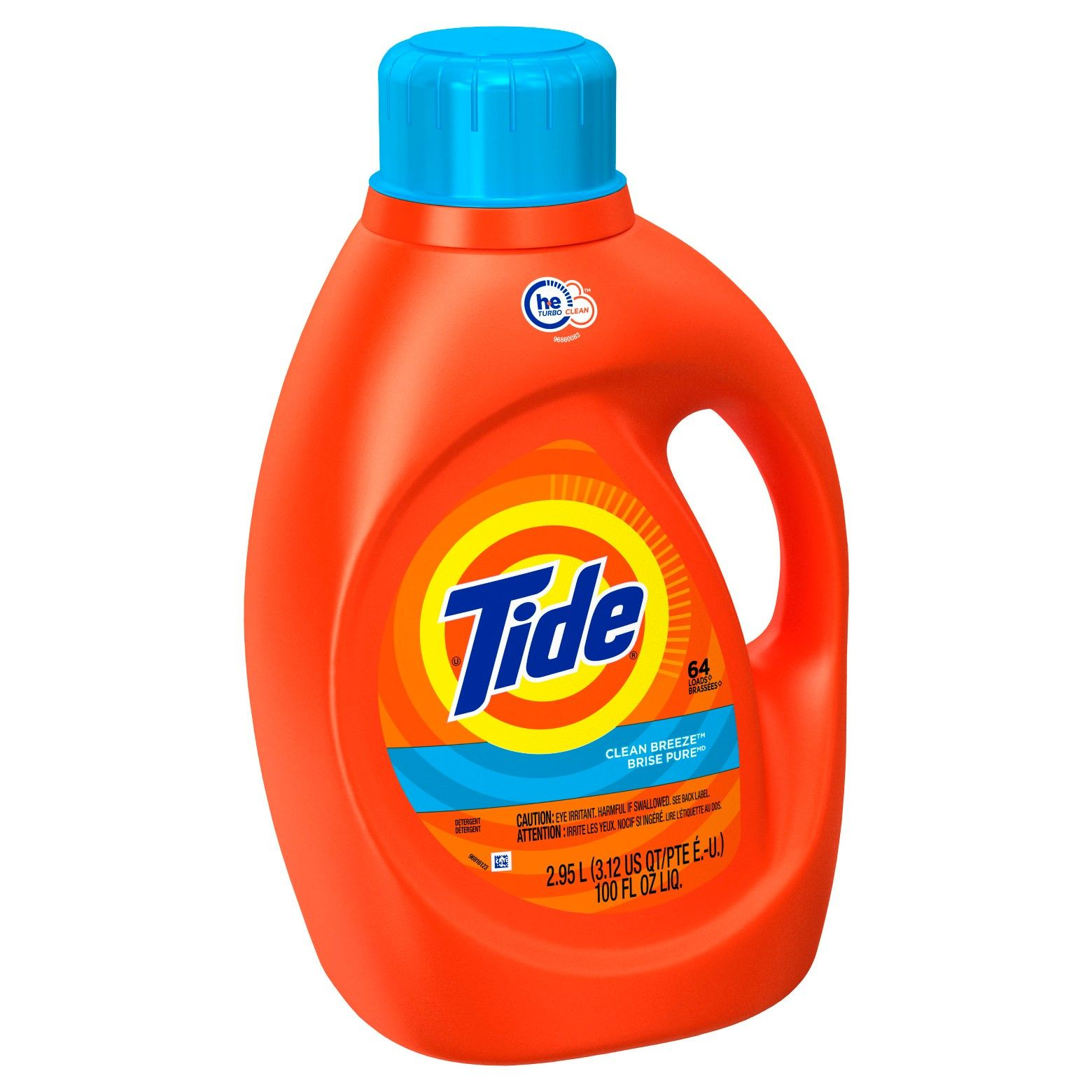 Target Has Tide On Sale You Can Get Three 100oz Bottles For