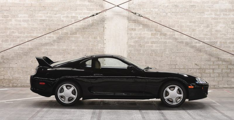 Flawless 1994 Toyota Supra TwinTurbo Targa 6MT RM