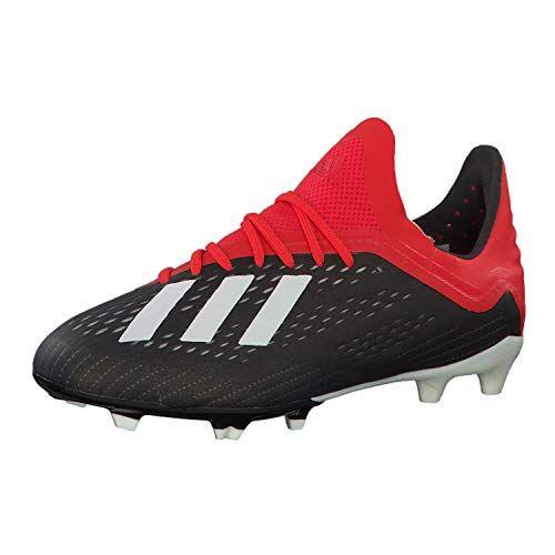 adidas X 18.1 FG J, Chaussures de Football Mixte Enfant adidas ...