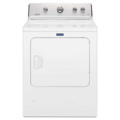Maytag 4 2 Cu Ft High Efficiency White Top Load Washing Machine