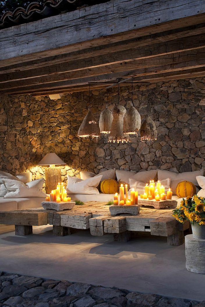 A nyárutó legszebb oldala! Ősz inspirálta teraszok, melyekkel a hűvösebb időjárás is szerethető - Dekor - Stílus
