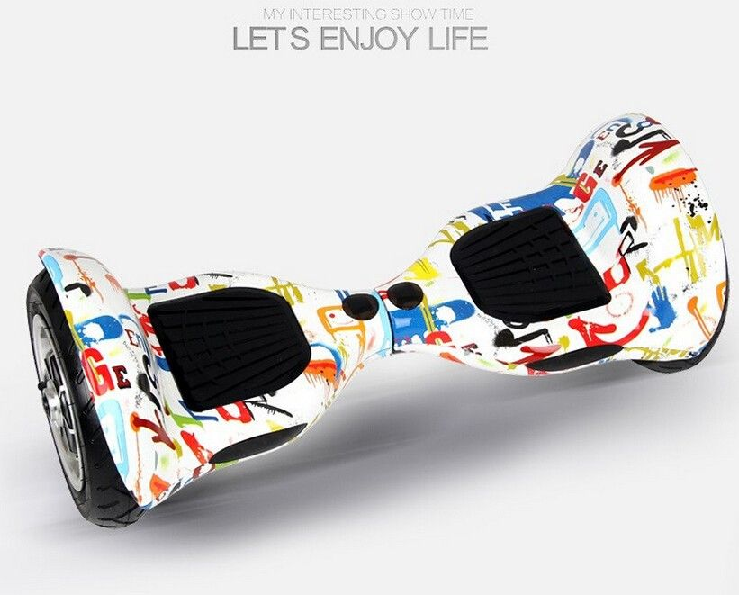 6 5 Pouces Hoverboard Electroplated Drapeau Hoverboard Skateboard Hover