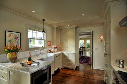 Timeless In Laurelhurst Seattle Thomas Jacobson Construction Kitchen Design Traditional Kitchen Pretty Floors