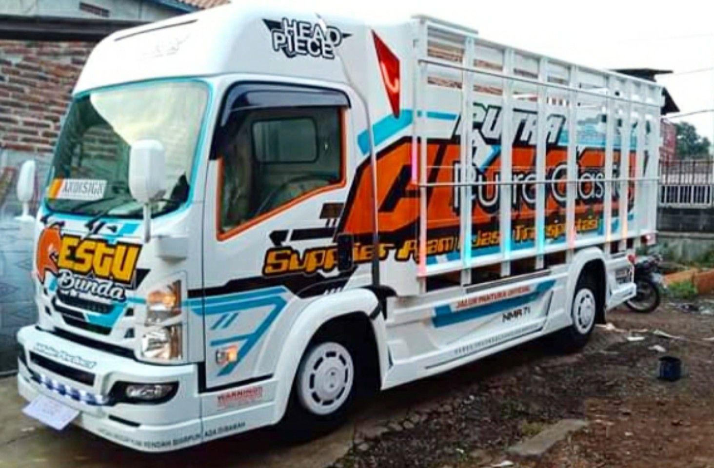 Pin Oleh Rivan Pratama Di Truck Oleng Konsep Mobil Truk Mobil