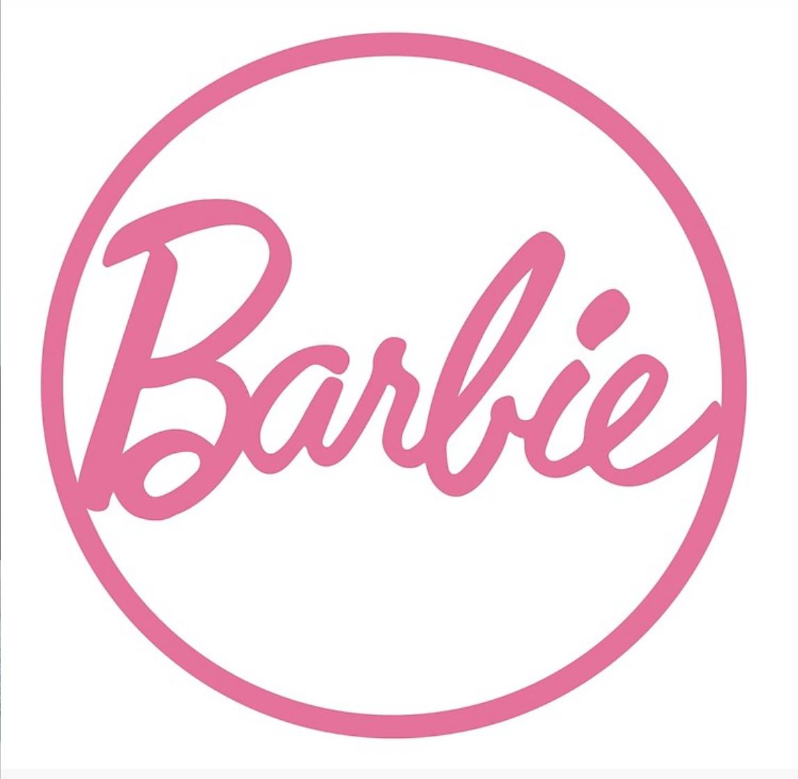 Barbie Barbie Logo Barbie Barbie Coloring