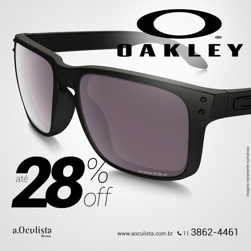 Toda linha  Oakley com até 28% com desconto Compre pelo site em até 10x Sem  Juros e Frete Grátis nas compras acima de R 400,00 reais. ... b0a70239db
