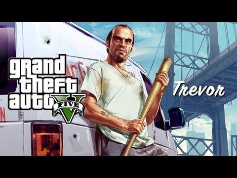 Grand Theft Auto V: Trevor
