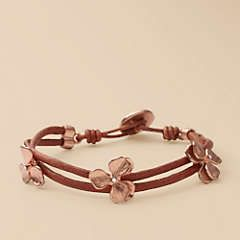 Fossil rose gold collection
