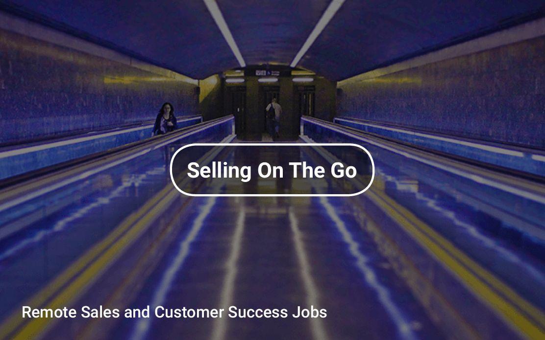 Remote Sales and Customer Success Jobs Senior Remote