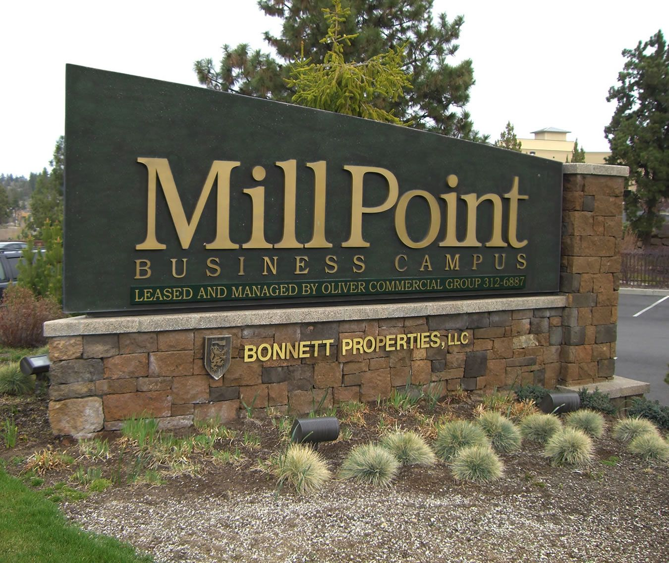 Carlson Sign Company Bend Oregon - Freestanding Signs Signage Monument
