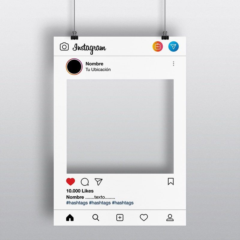 Marco Instagram Iphone Background Images Instagram Background Overlays Instagram