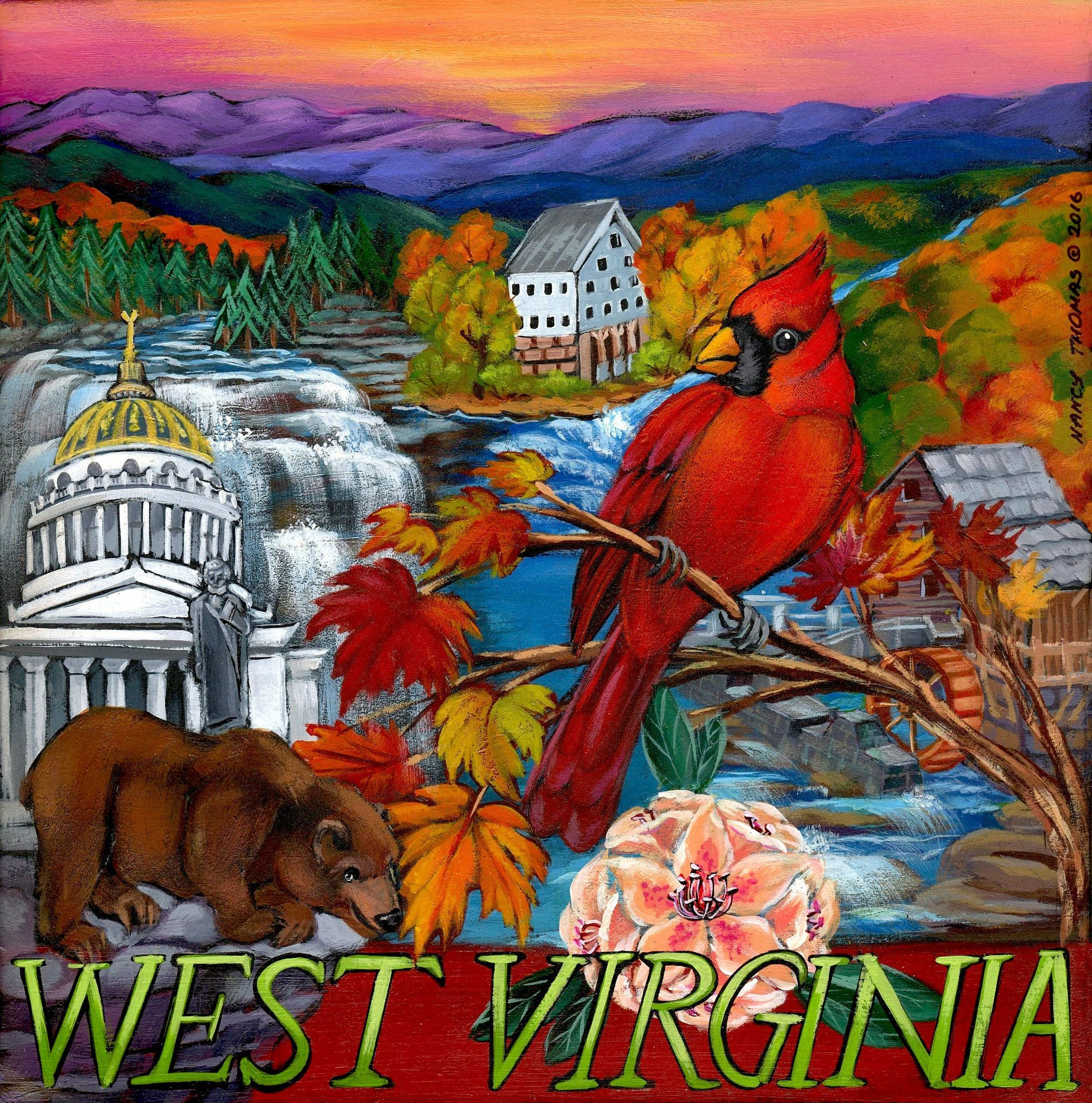 West Virginia With Images