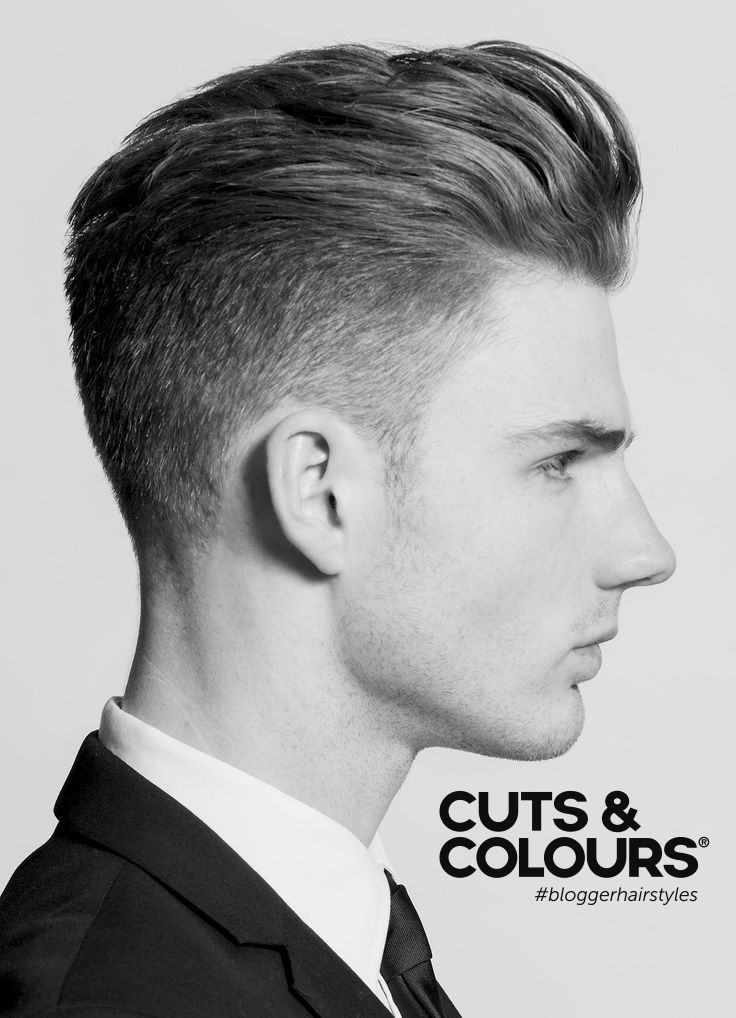 The slick back voor mannen | Menshair | Whatstrending | Hairinspo | Shorthair