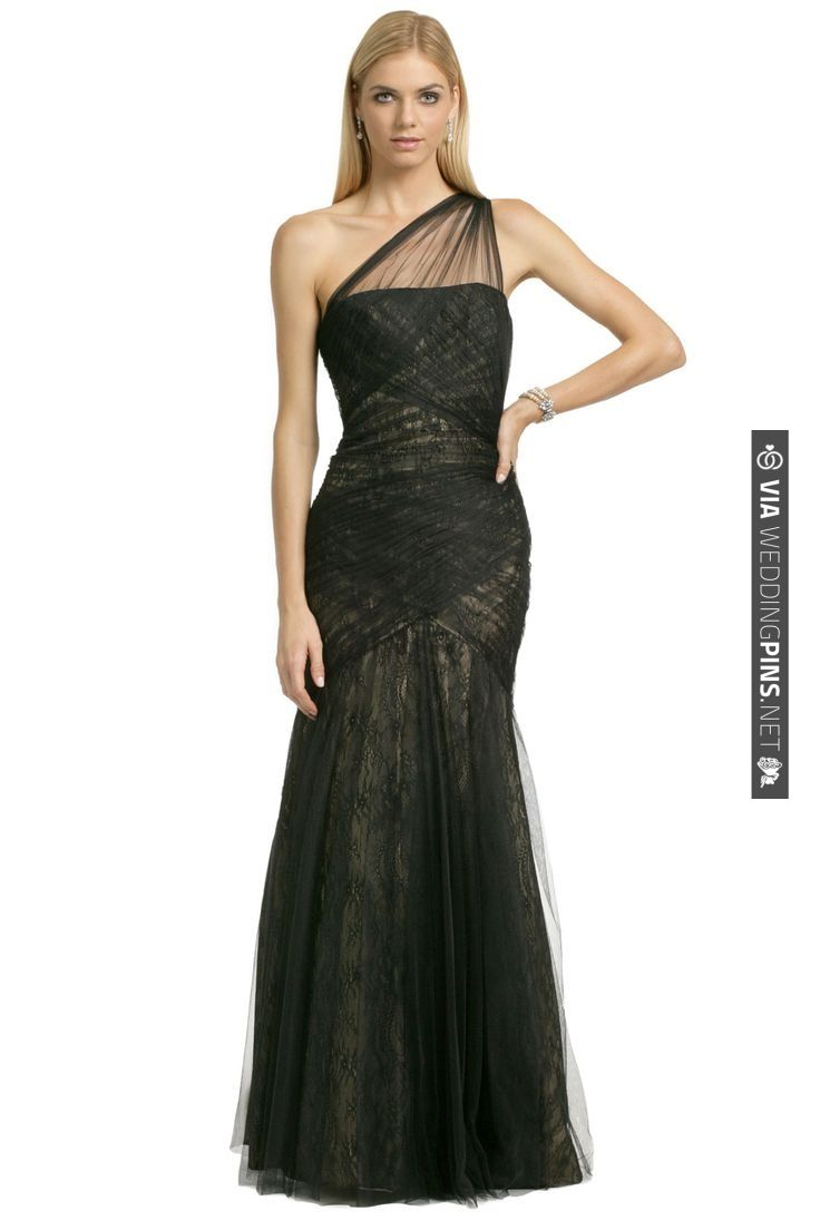 Where can i rent a wedding dress  If I was ever going to wear a black wedding dressis would be it